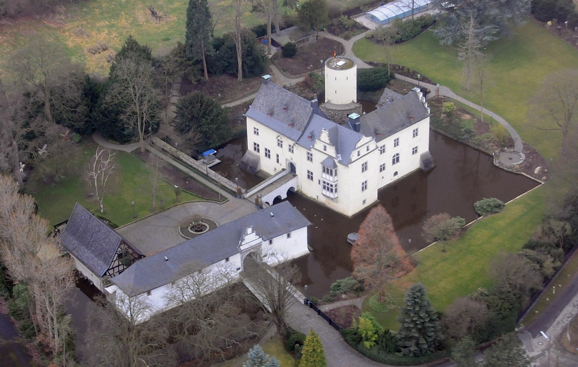 Billedresultat for Burg Odenhausen