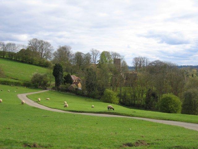Burton Dassett - geograph.org.uk - 3995