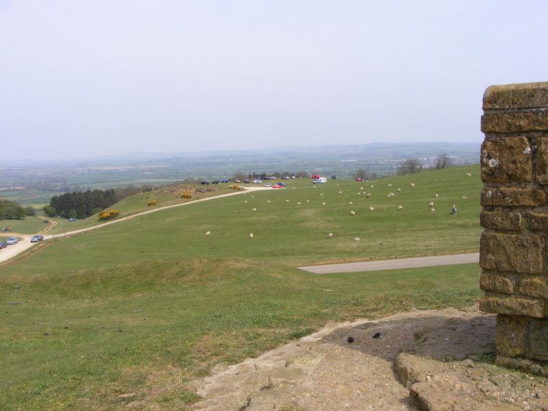 Burton Dassett Toposcope View - geograph.org.uk - 1832357