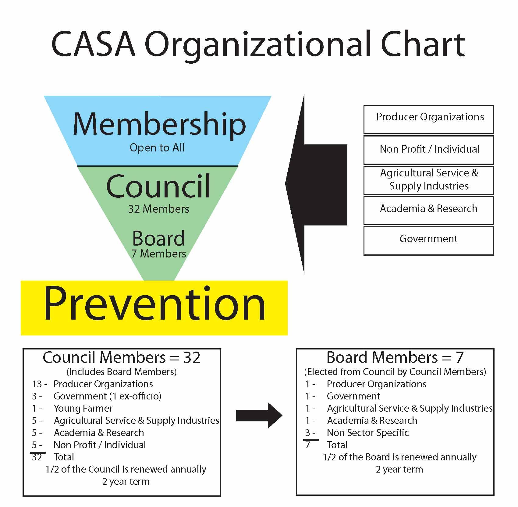 Non Profit Structure Organizational Chart: CASA Organizational Structure1.jpg - Wikipedia,Chart
