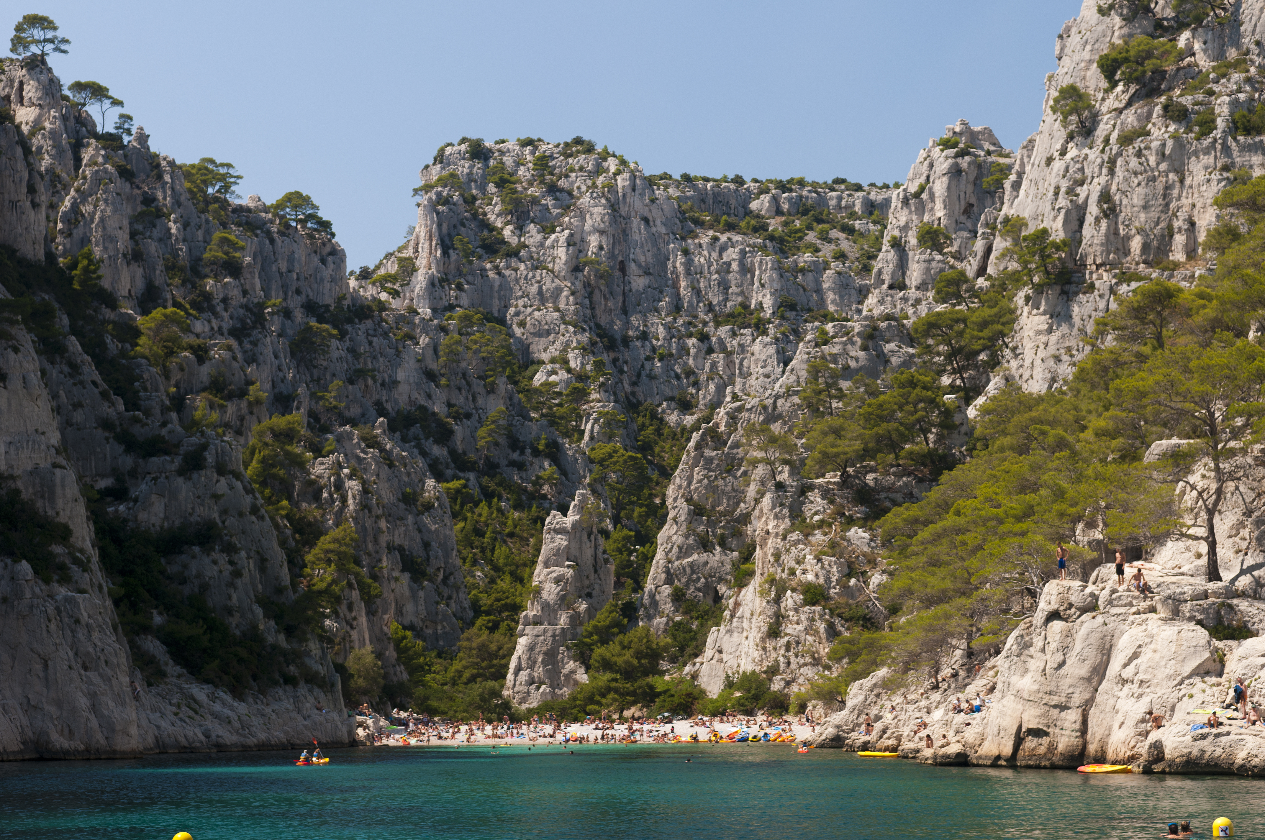 File Calanque Near Cassis Provence France 6052444485