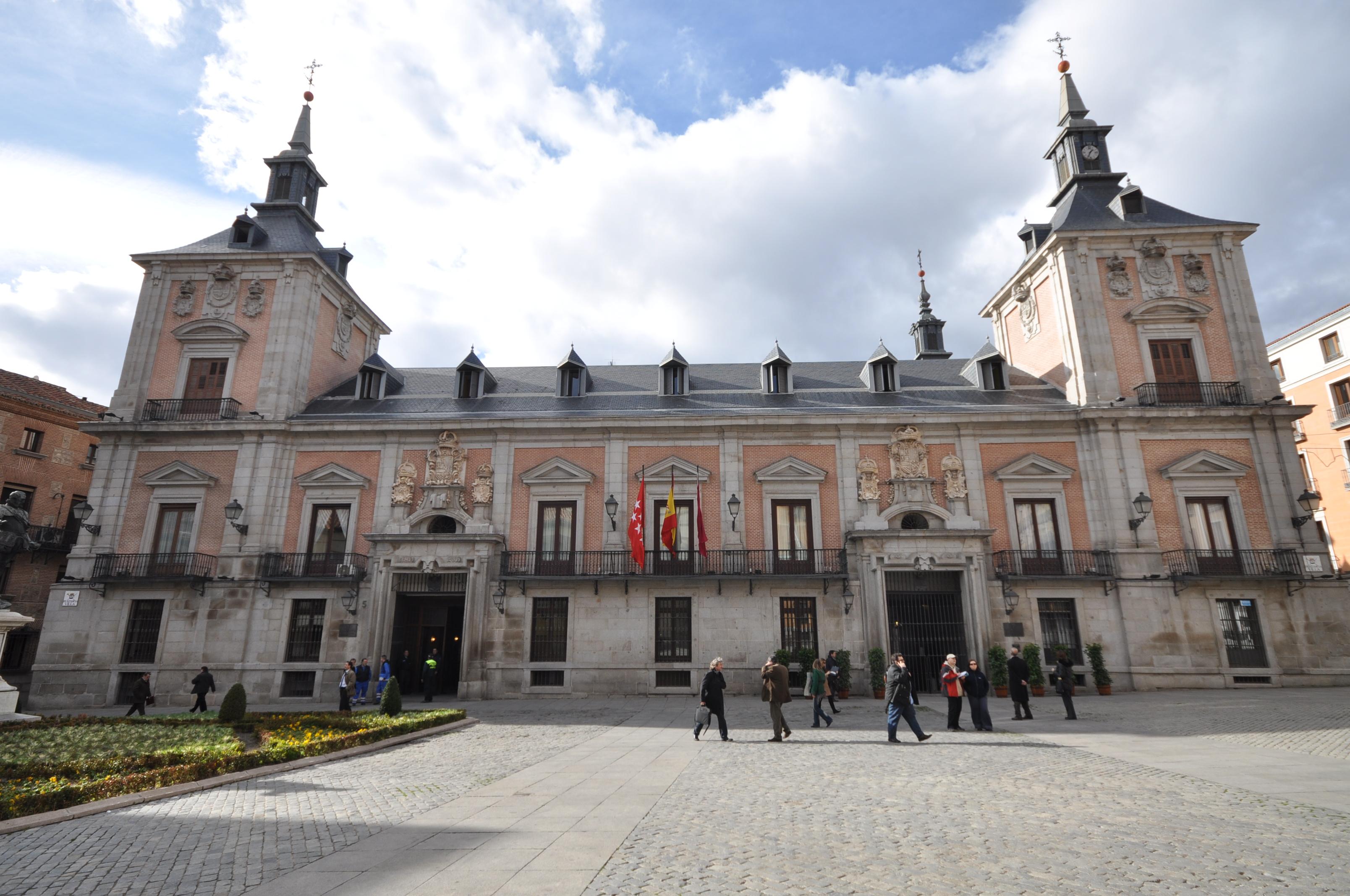 Manyanet sant andreu a madrid 2016 madrid recorrido zona centro 1 - Casa de madrid ...