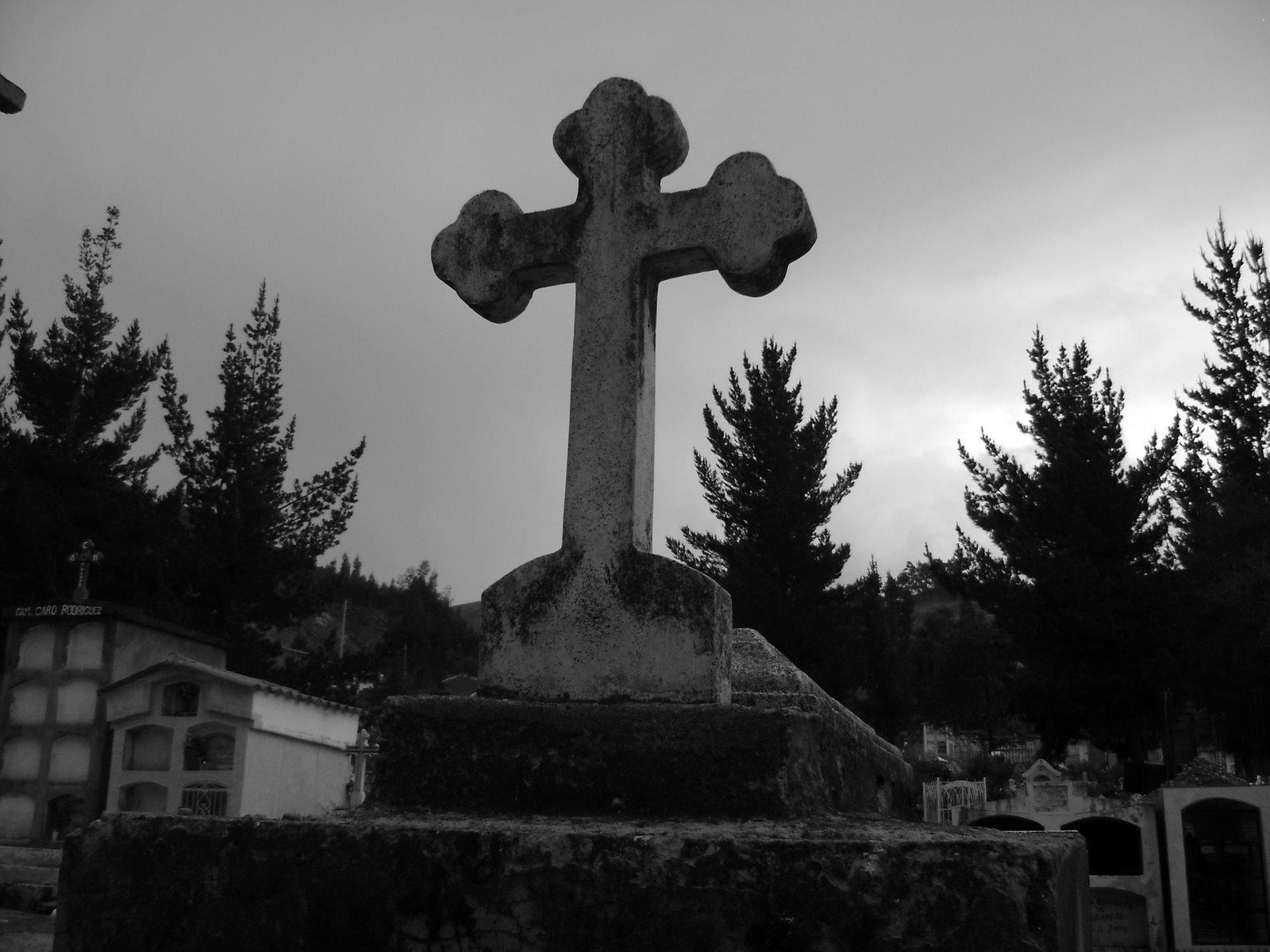 Cementerio de Huaraz. Ancash - Perú.