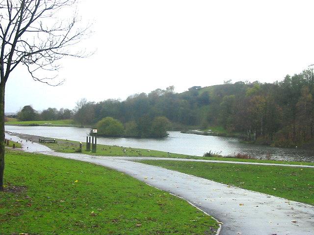 Central Forest Park, Hanley - geograph.org.uk - 83578