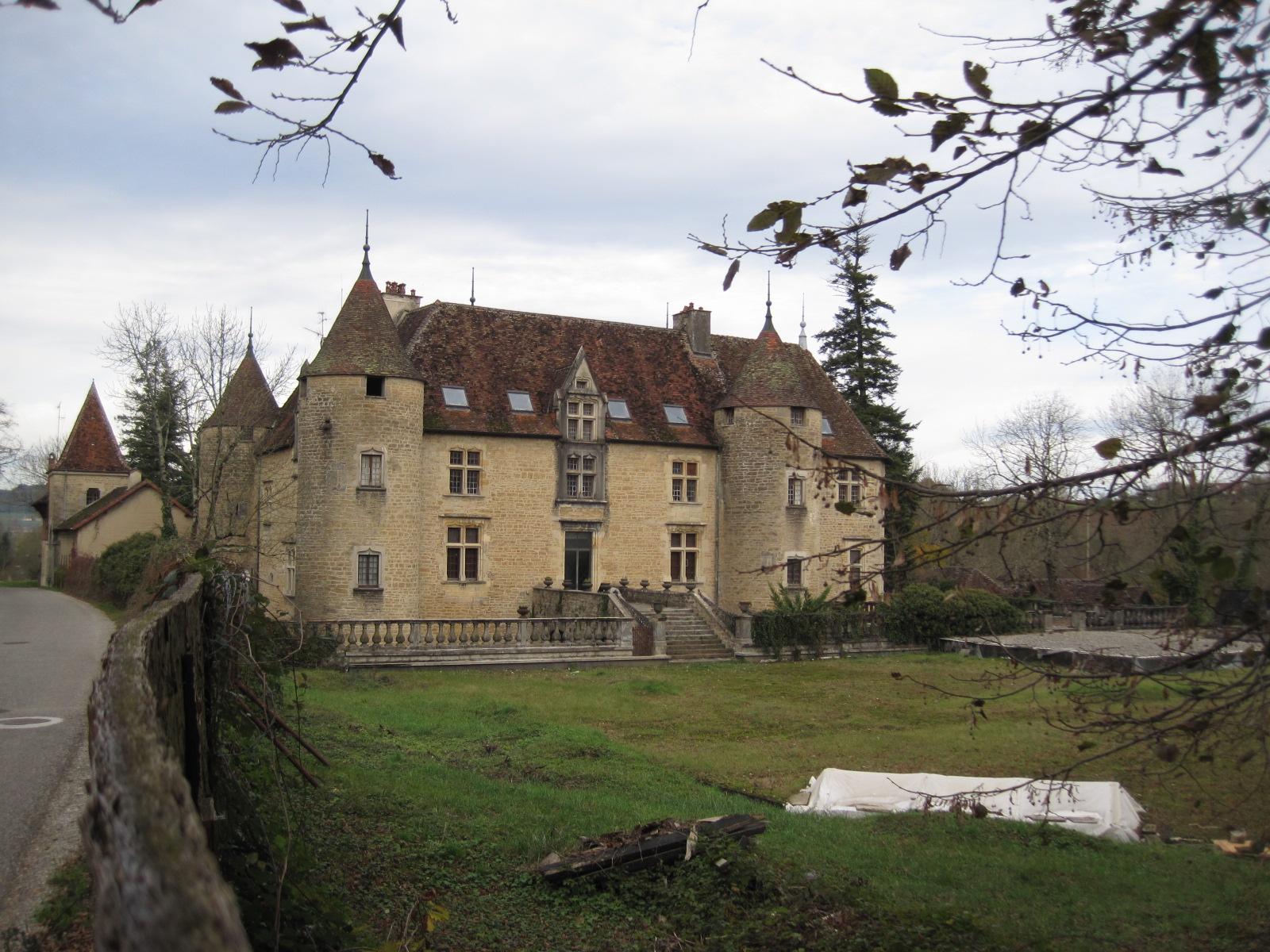 Château de Domblans
