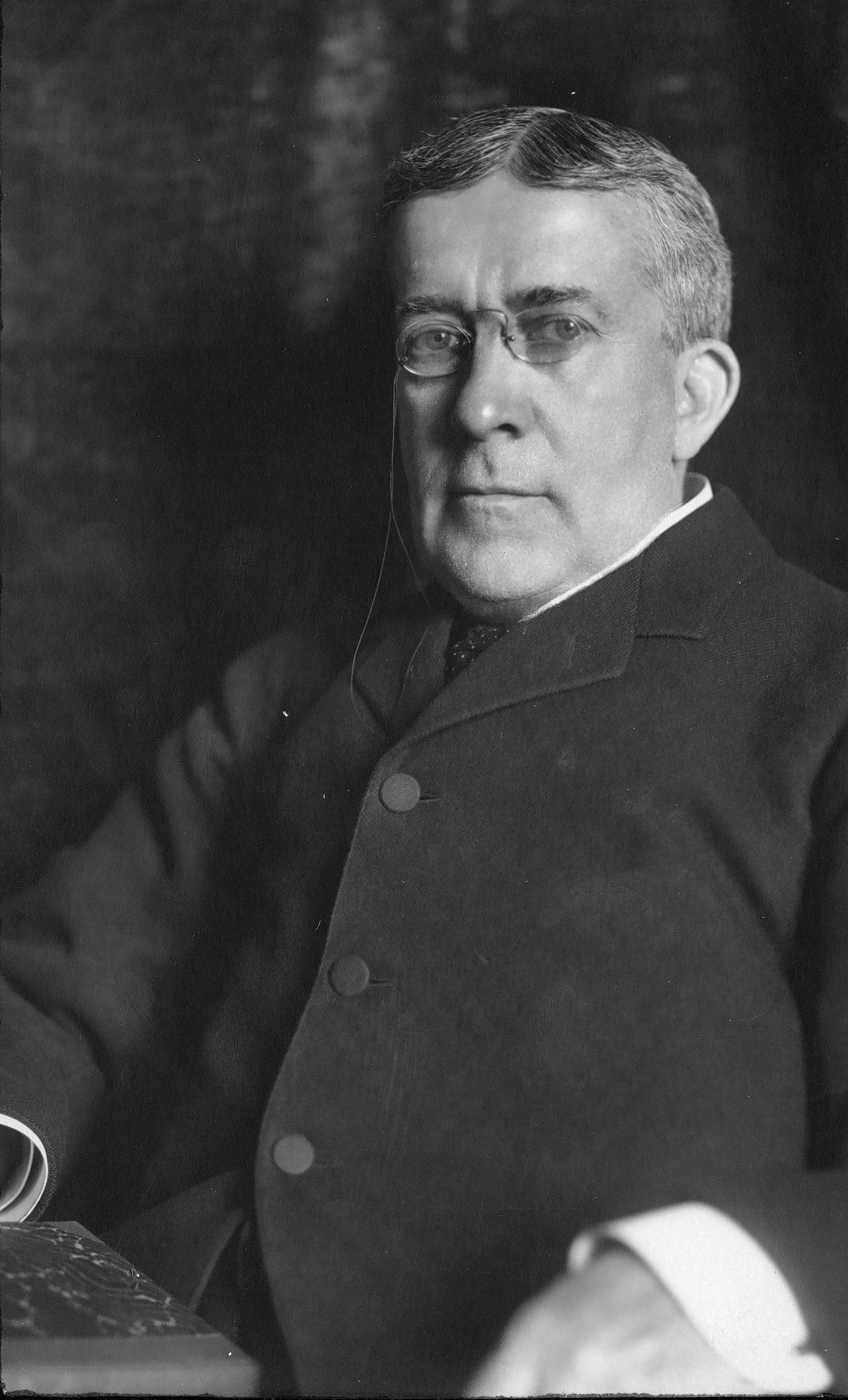 Charles Custis Harrison
