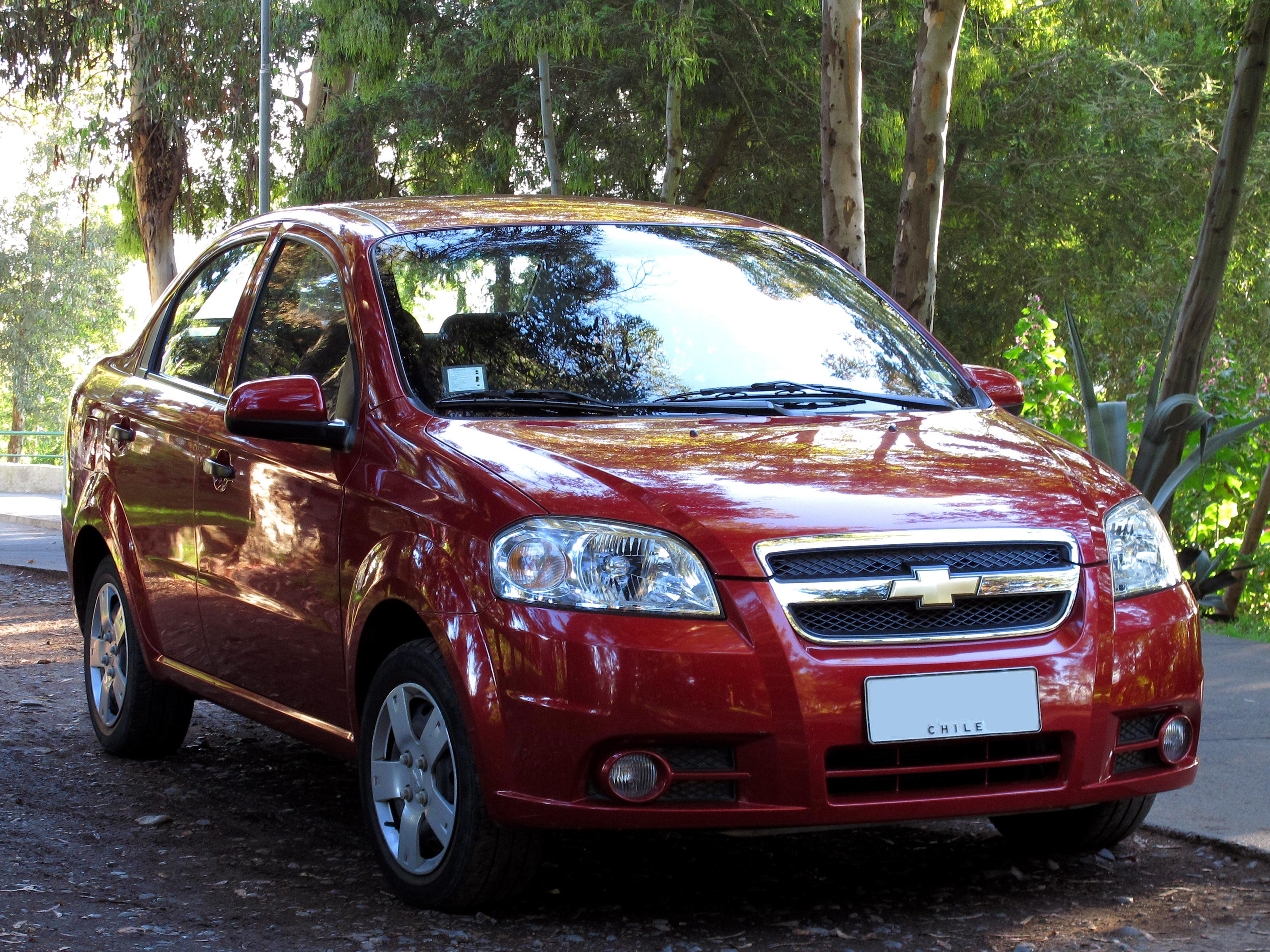 Kelebihan Kekurangan Chevrolet Aveo 2008 Review