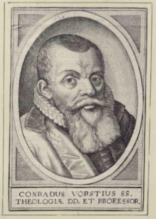 Conrad Vorstius (1569-1622)