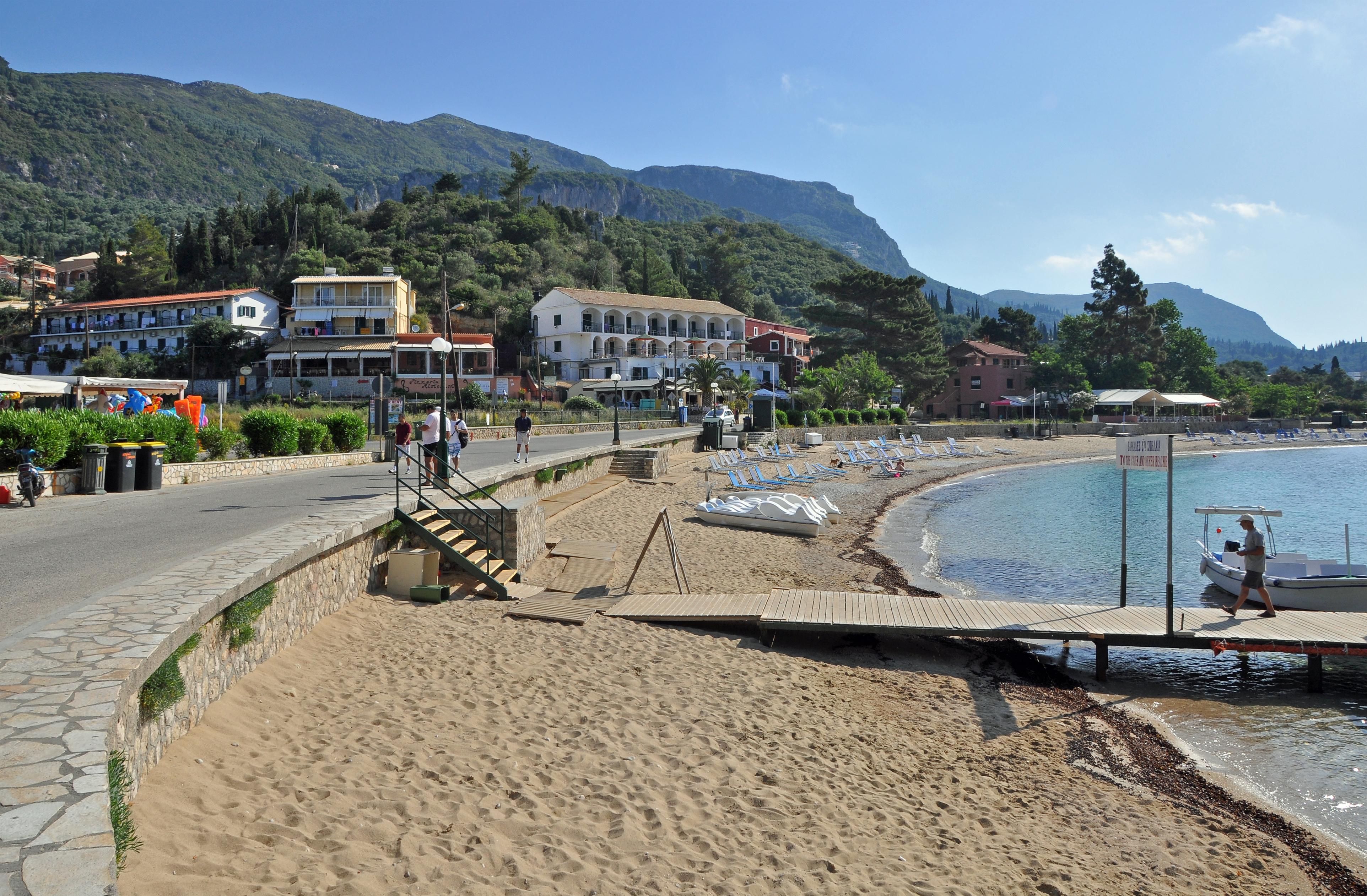 File Corfu Paleokastritsa Beach R01 jpg