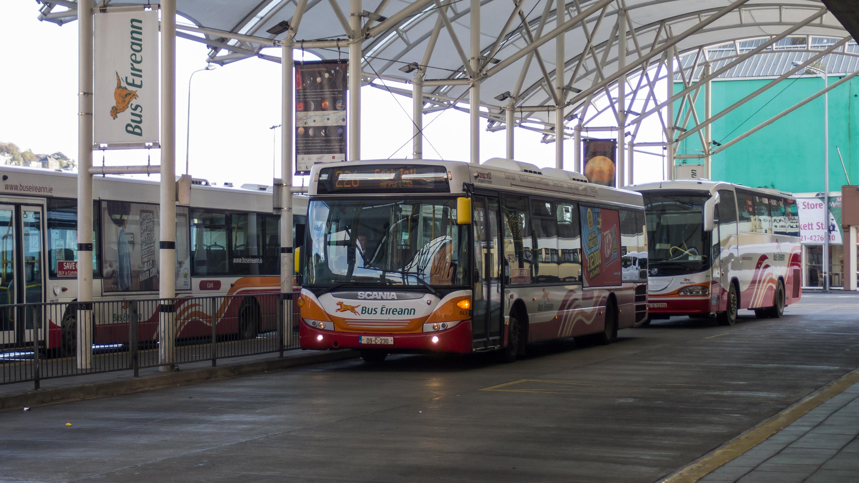 Cork Şehir İçi Ulaşım
