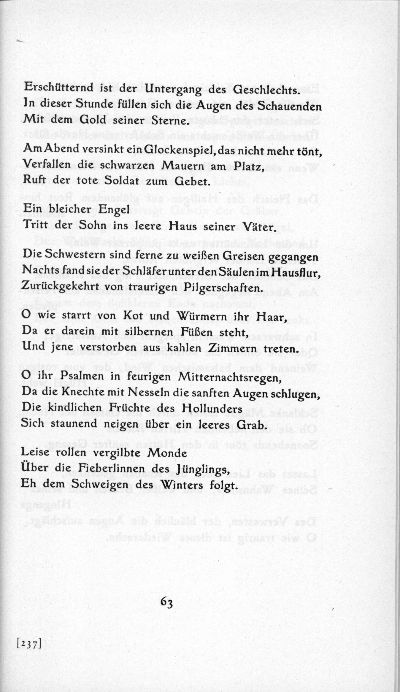 Filede Trakl Gedichte 1913 63jpg Wikimedia Commons