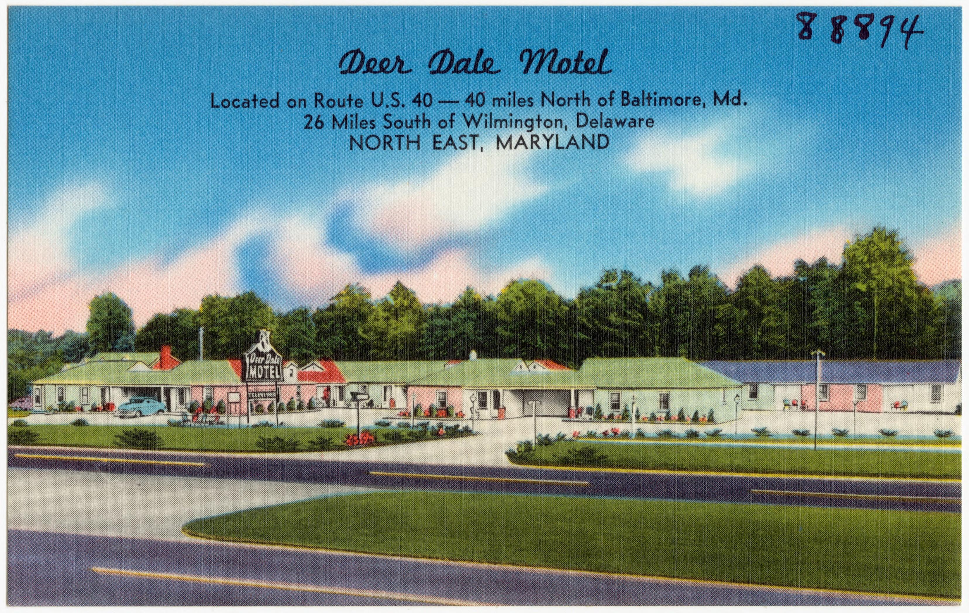 Motel  Wilmington Delaware