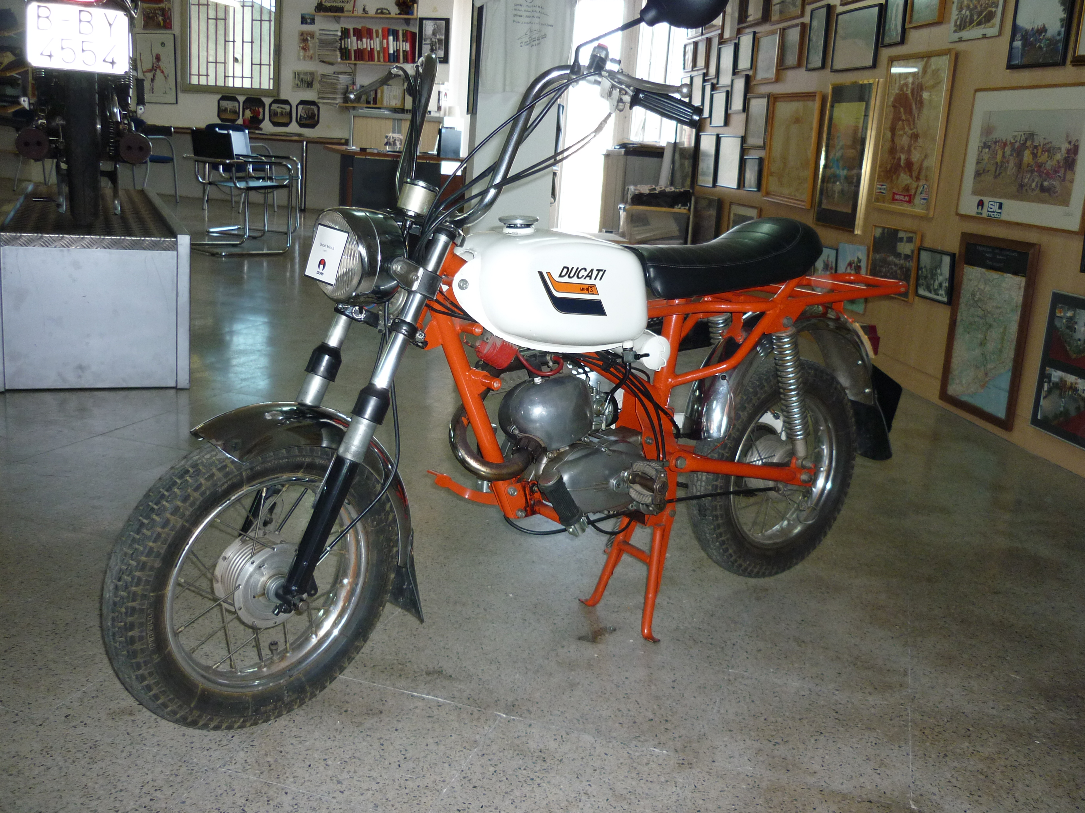 Ducati Monster Mini