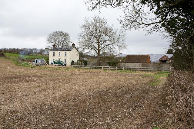 Dundridge Farm, Dundridge Lane - geograph.org.uk - 1775135