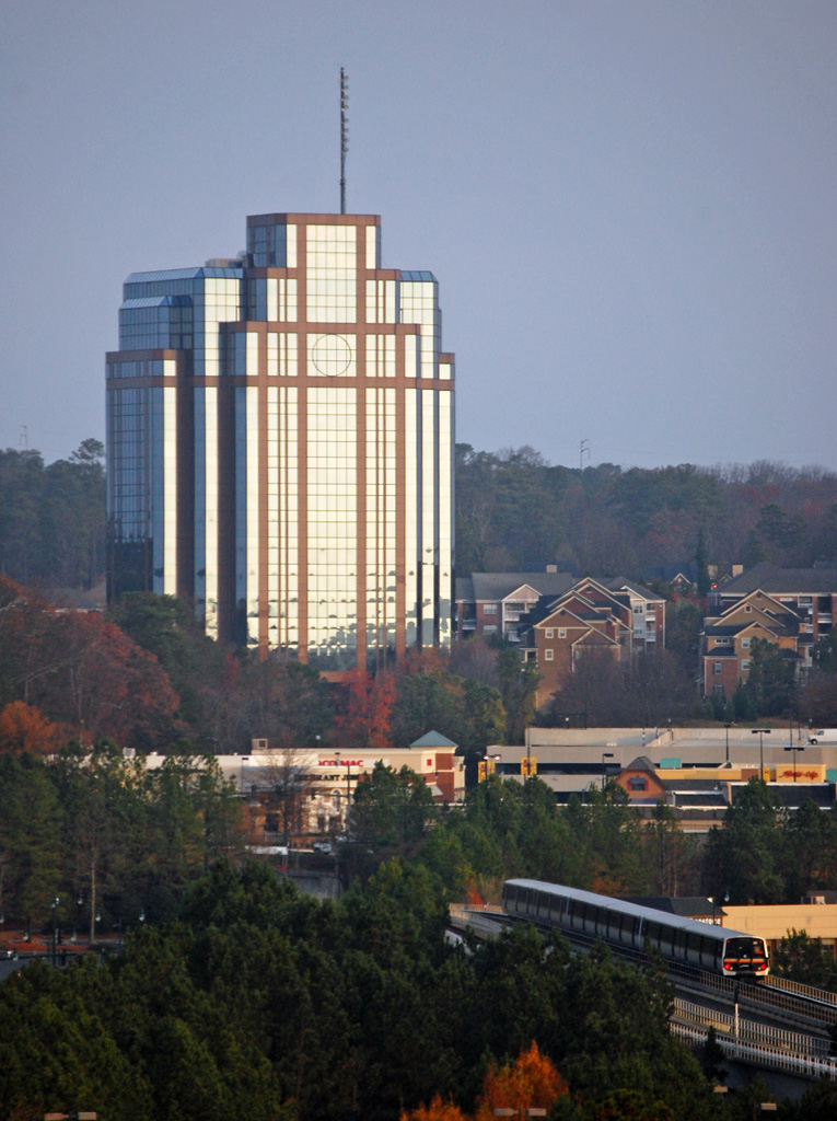 Georgia Technical College >> Red Line (MARTA) - Wikipedia