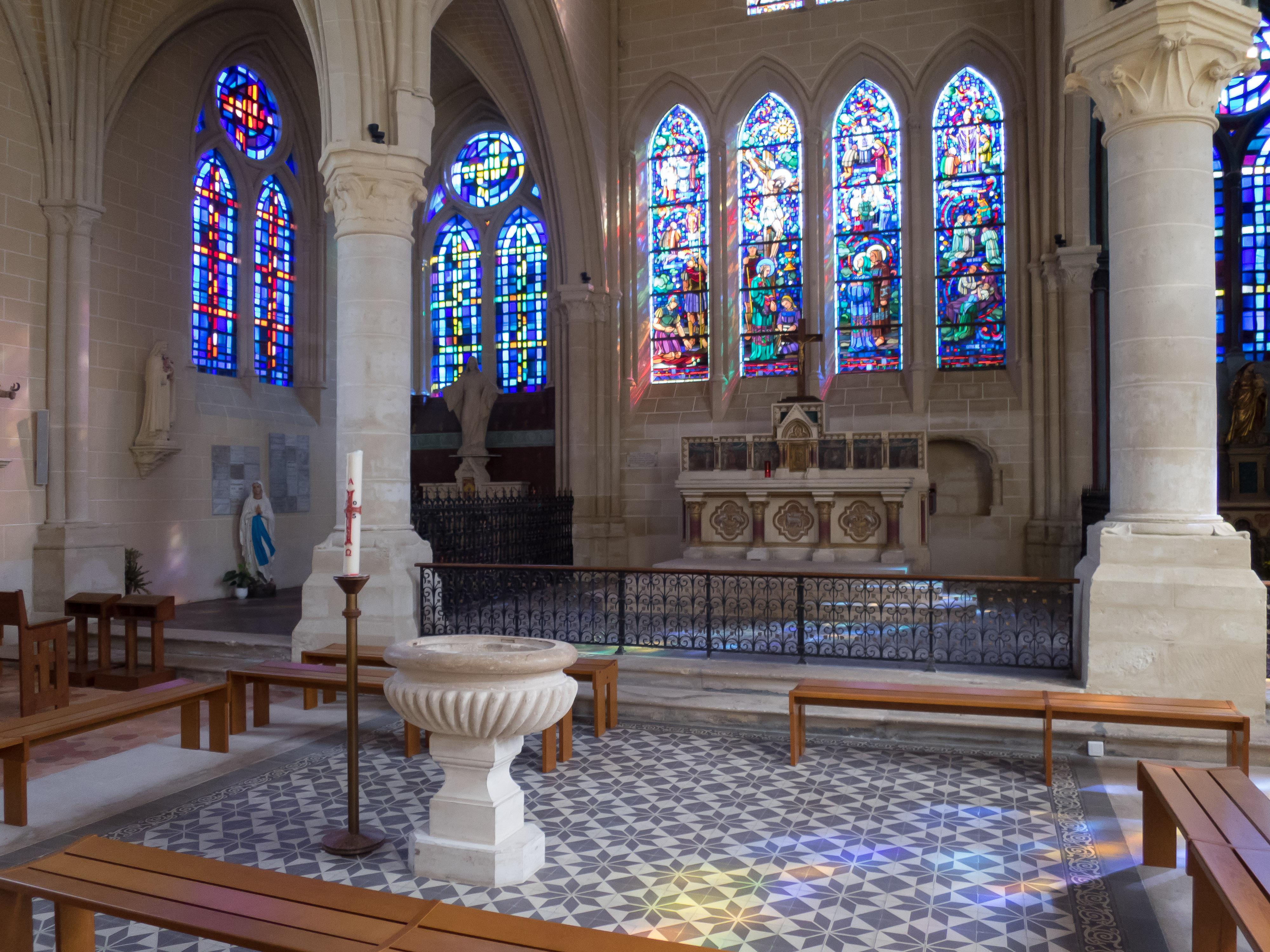 File:Eglise Saint Etienne De Corbeil Essonnes   2015 07 24