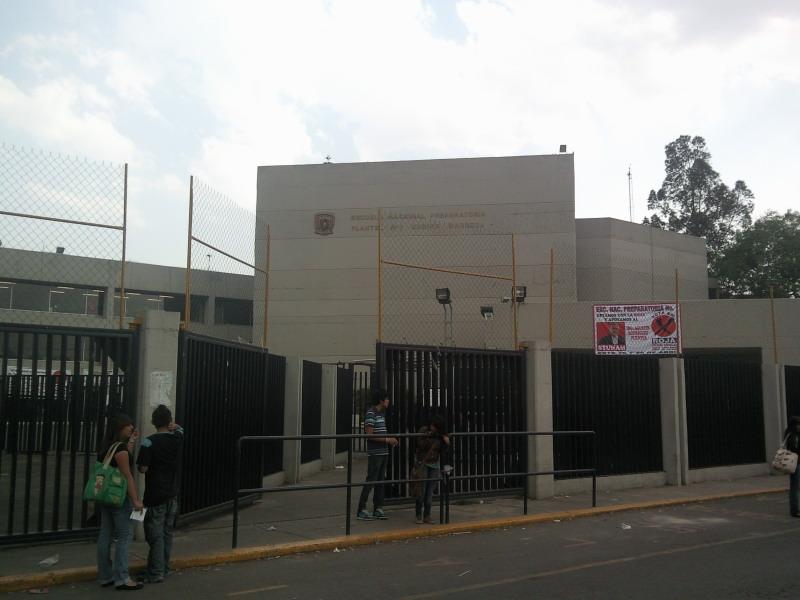 "File:Escuela Nacional Preparatoria 1 ""Gabino Barreda"".jpg ..."