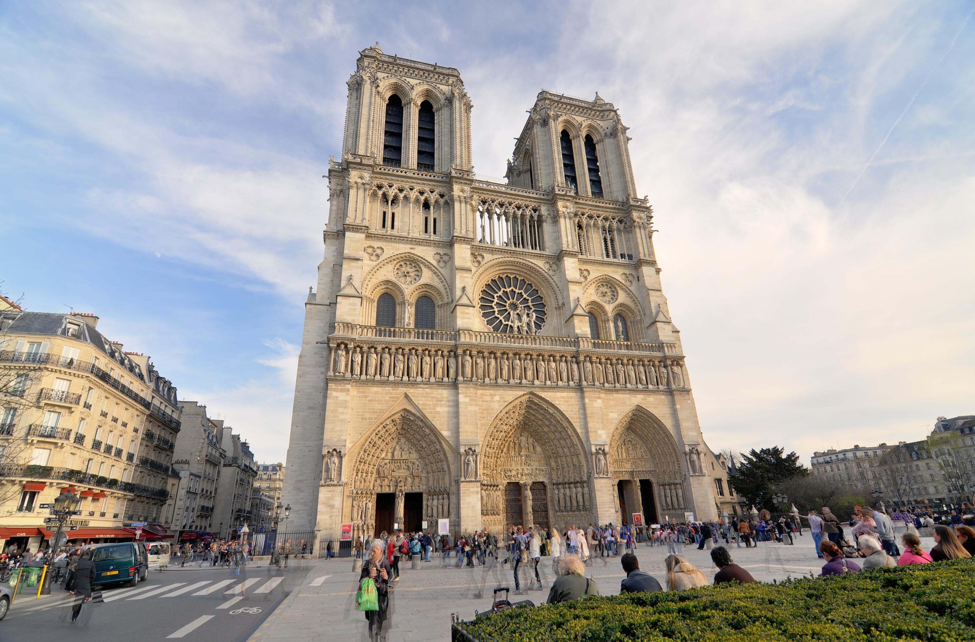 Paris notre dame location notre dame cathedral elsavadorla - Latitude de paris ...