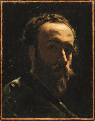 Image of Federico Faruffini from Wikidata