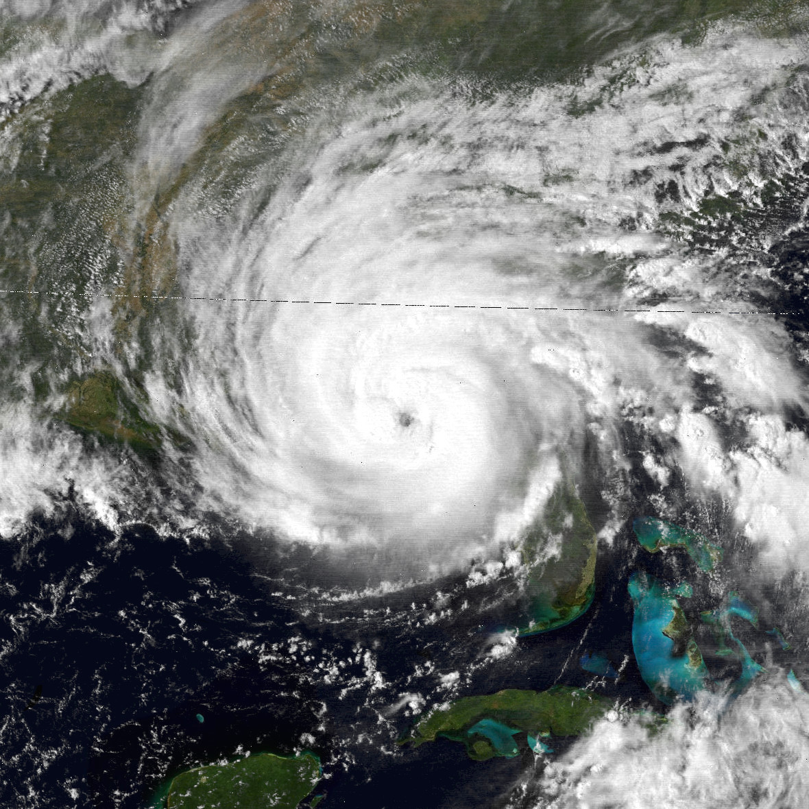 'Human interference' is making hurricanes more destructive