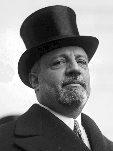 Giuseppe Volpi 1925