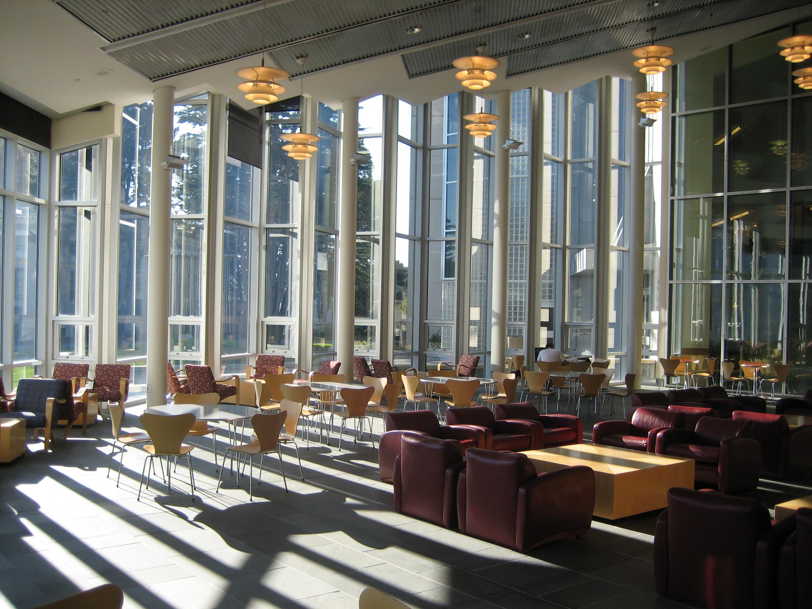Interior Design California University