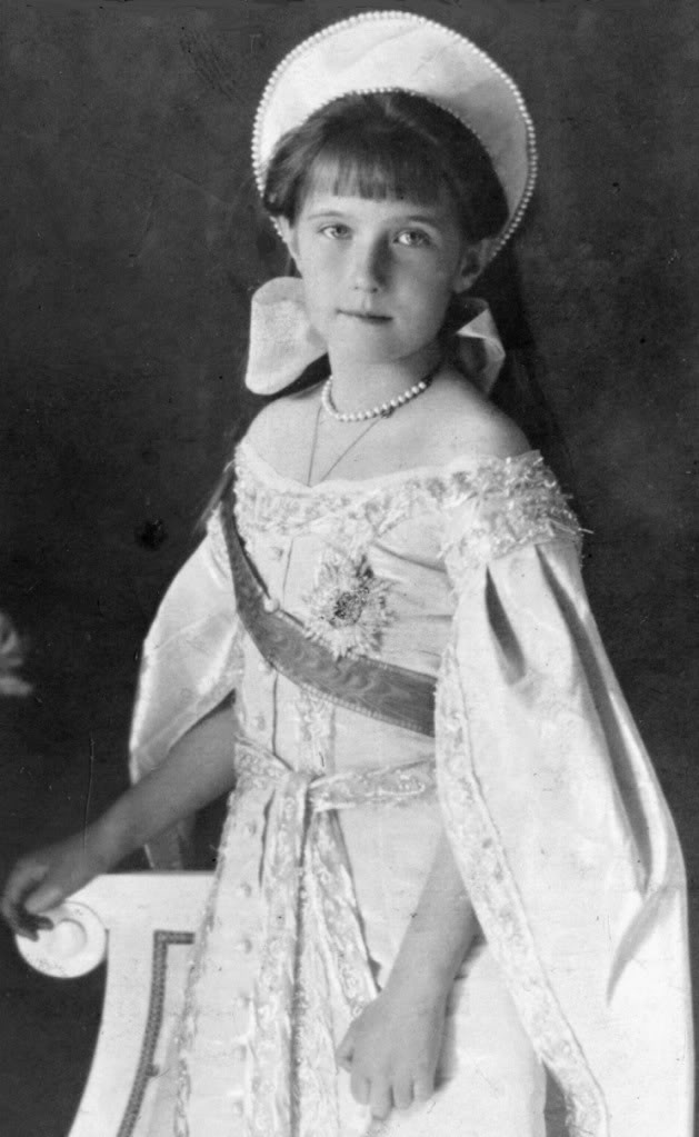 Image result for Grand Duchess Anastasia
