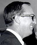 Gus Franklin Mutscher American politician