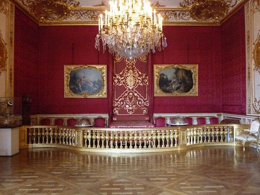 File h tel de soubise chambre de la wikimedia commons - Chambre de princesse adulte ...
