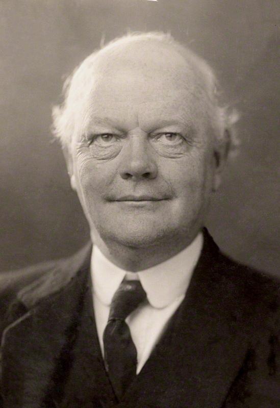 Douglas Hogg, 1st Viscount Hailsham