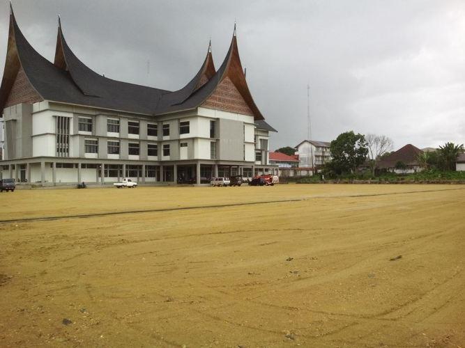 File Halaman Balai Kota Payakumbuh Jpg Wikimedia Commons
