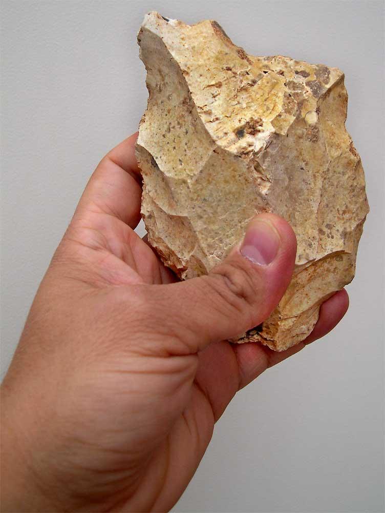 Edad de piedra wikipedia la enciclopedia libre for De donde es la roca