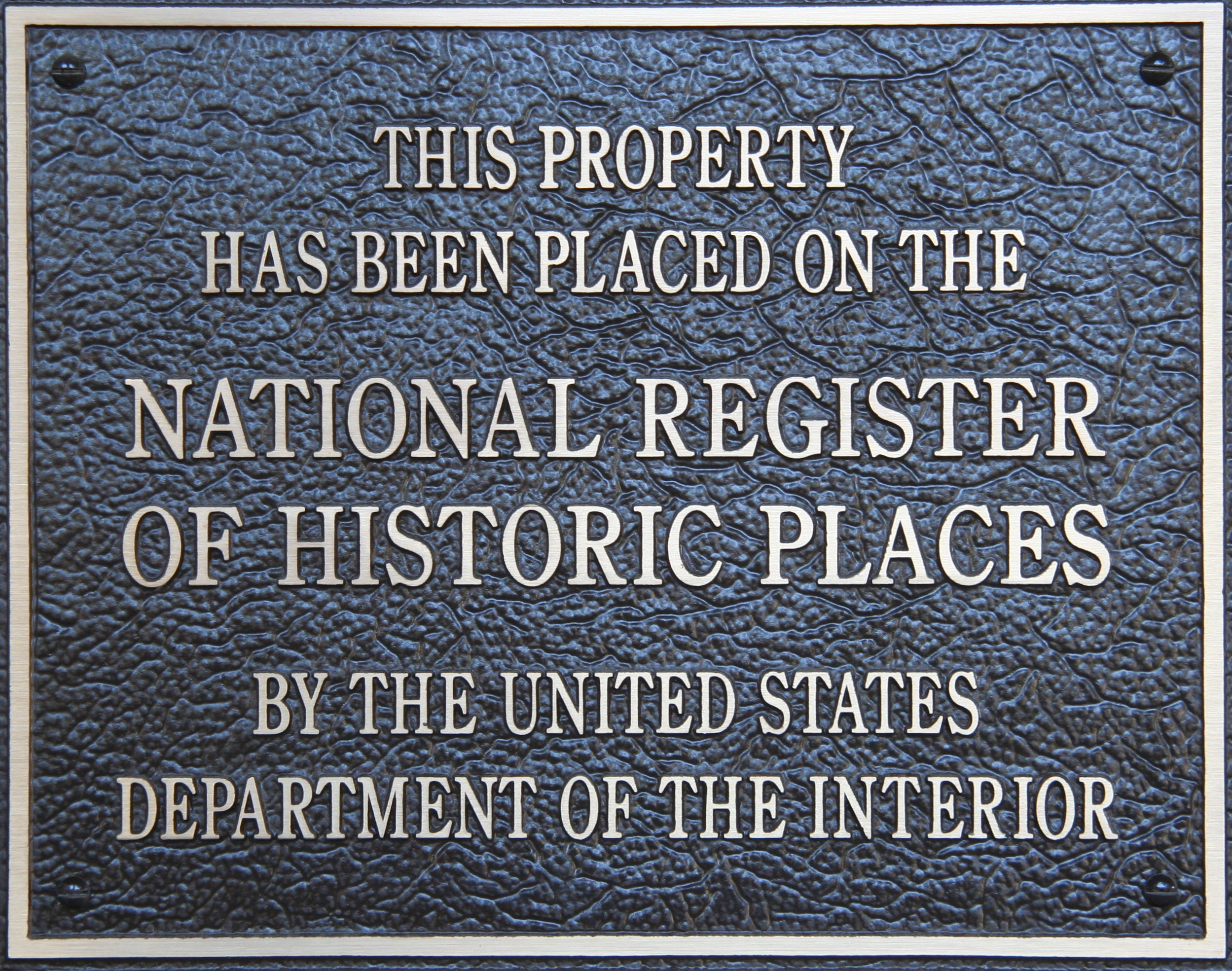 Image result for historical registry plaque
