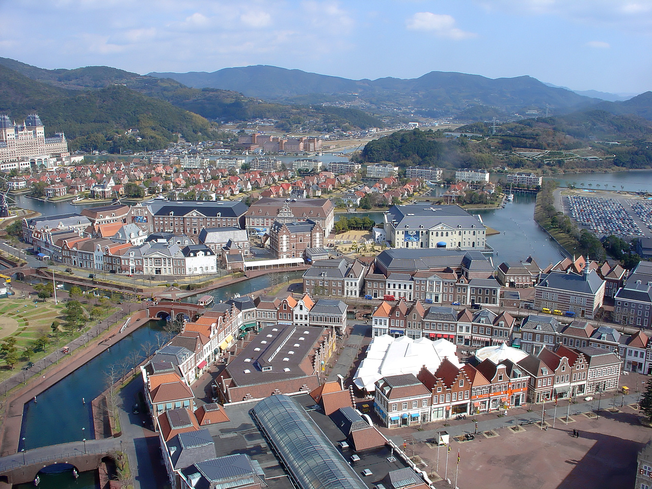 ハウステンボス(2008年3月15日以前の写真)