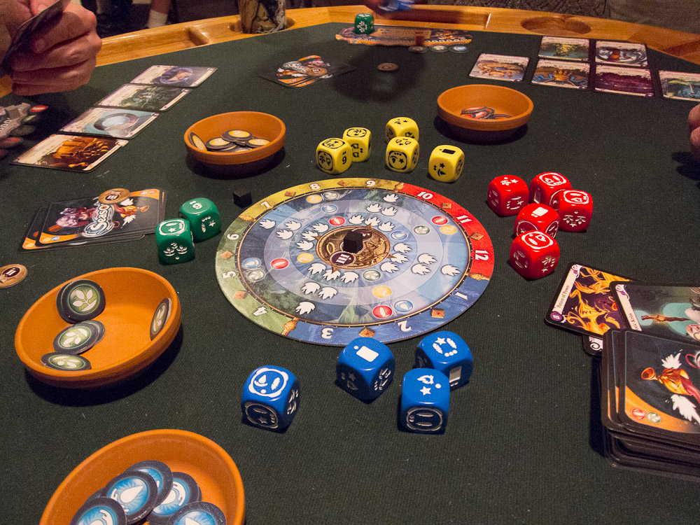Seasons gioco da tavolo wikipedia - Voodoo gioco da tavolo ...