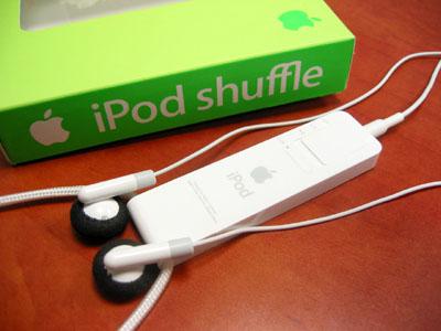 Ipod shuffle 512mb цена - 734b
