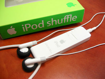 Ipod shuffle 512mb цена - 0d7