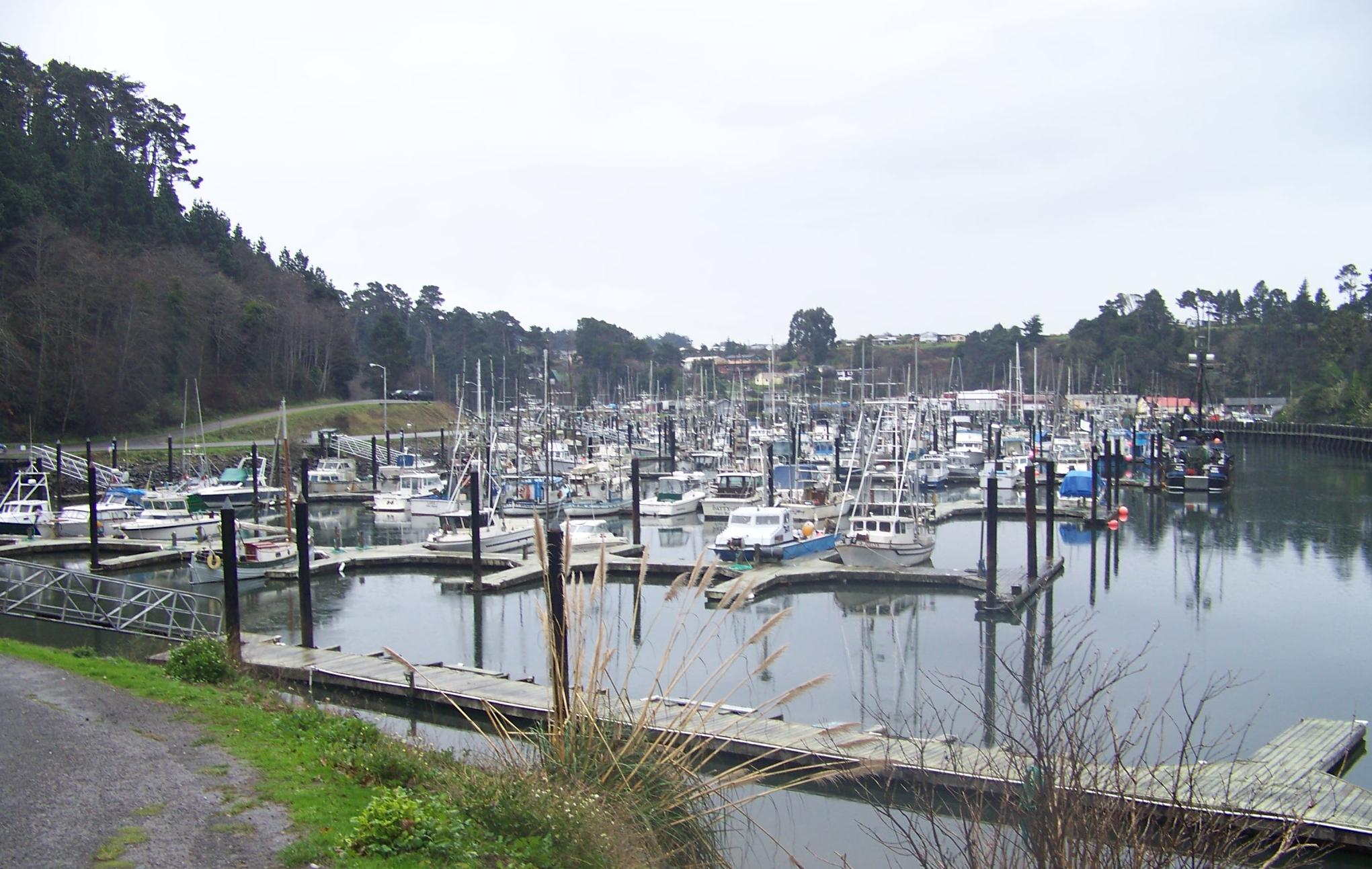 Britusa top 10 things to do on the mendocino coast for Fort bragg fishing charters