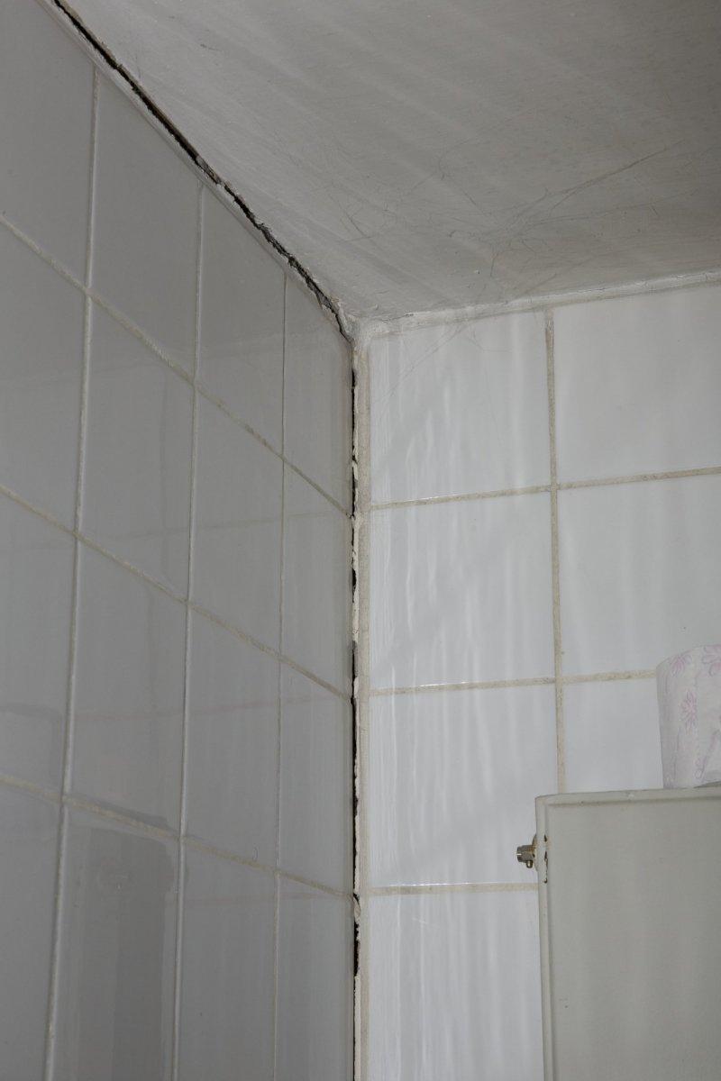 File:Interieur, scheurvorming in badkamer - Groningen - 20414755 ...