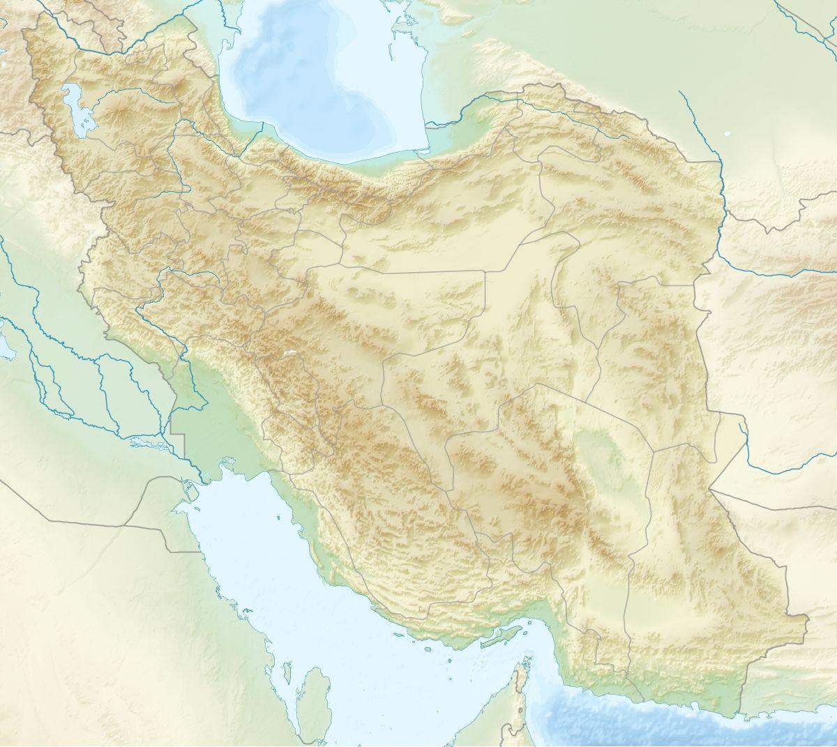 Potresi U Iranu Wikipedia