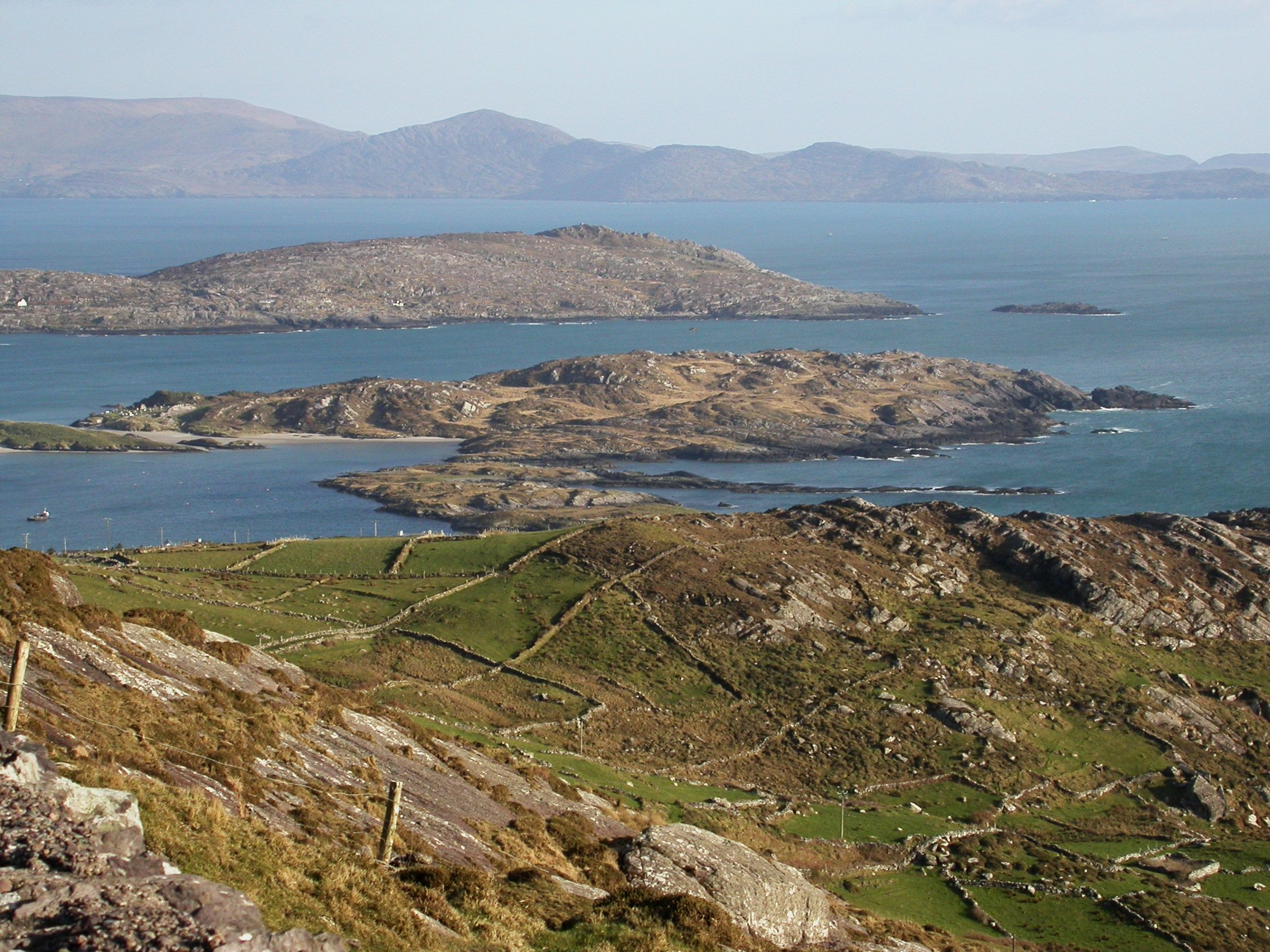 Ring Of Kerry Trail