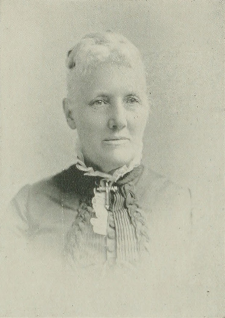 """Judith Walker Andrews, a """"Woman of the Century"""""""