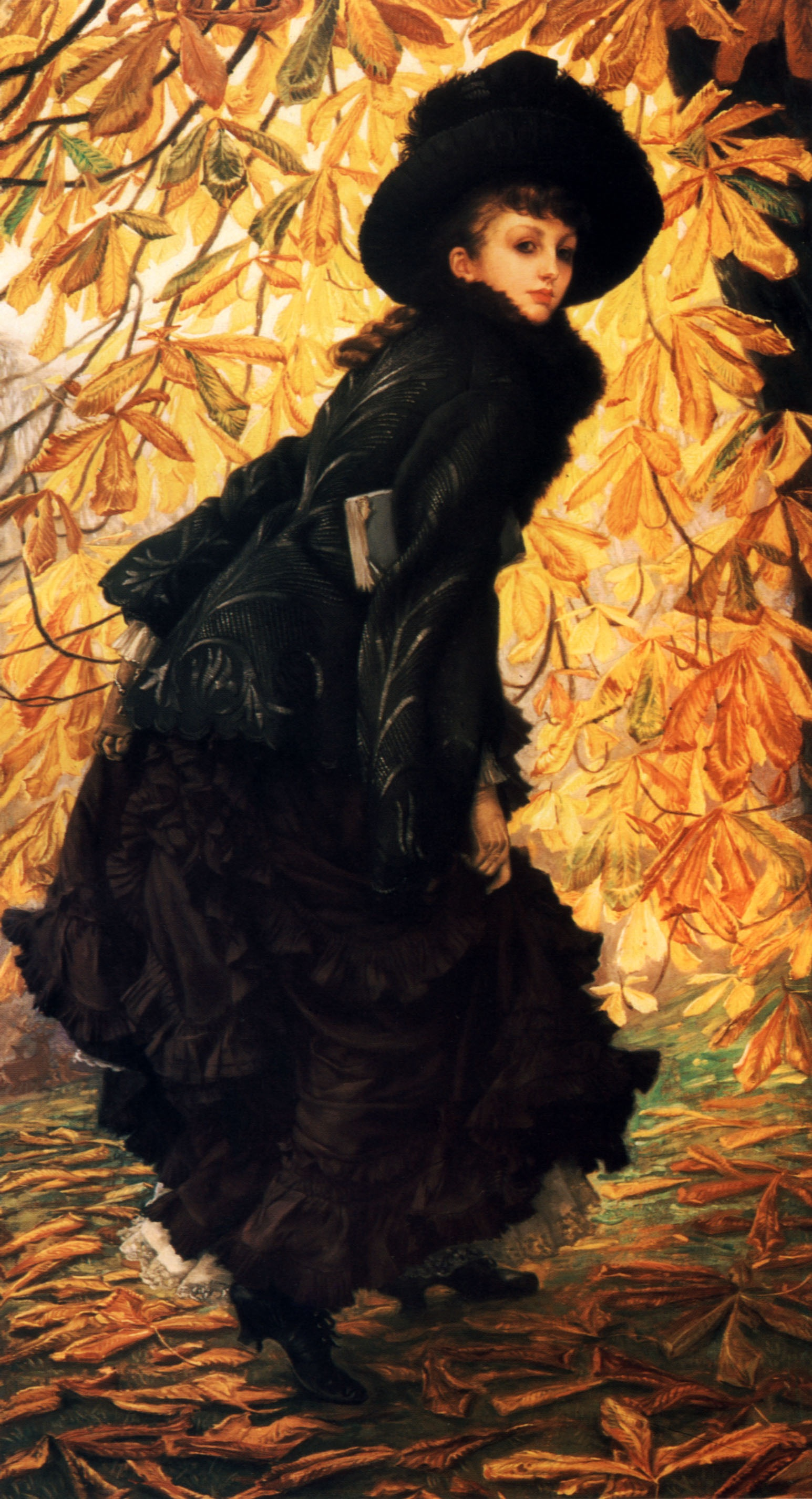 Magnificat of Our Lady Painting by James Tissot—A Catholic ...