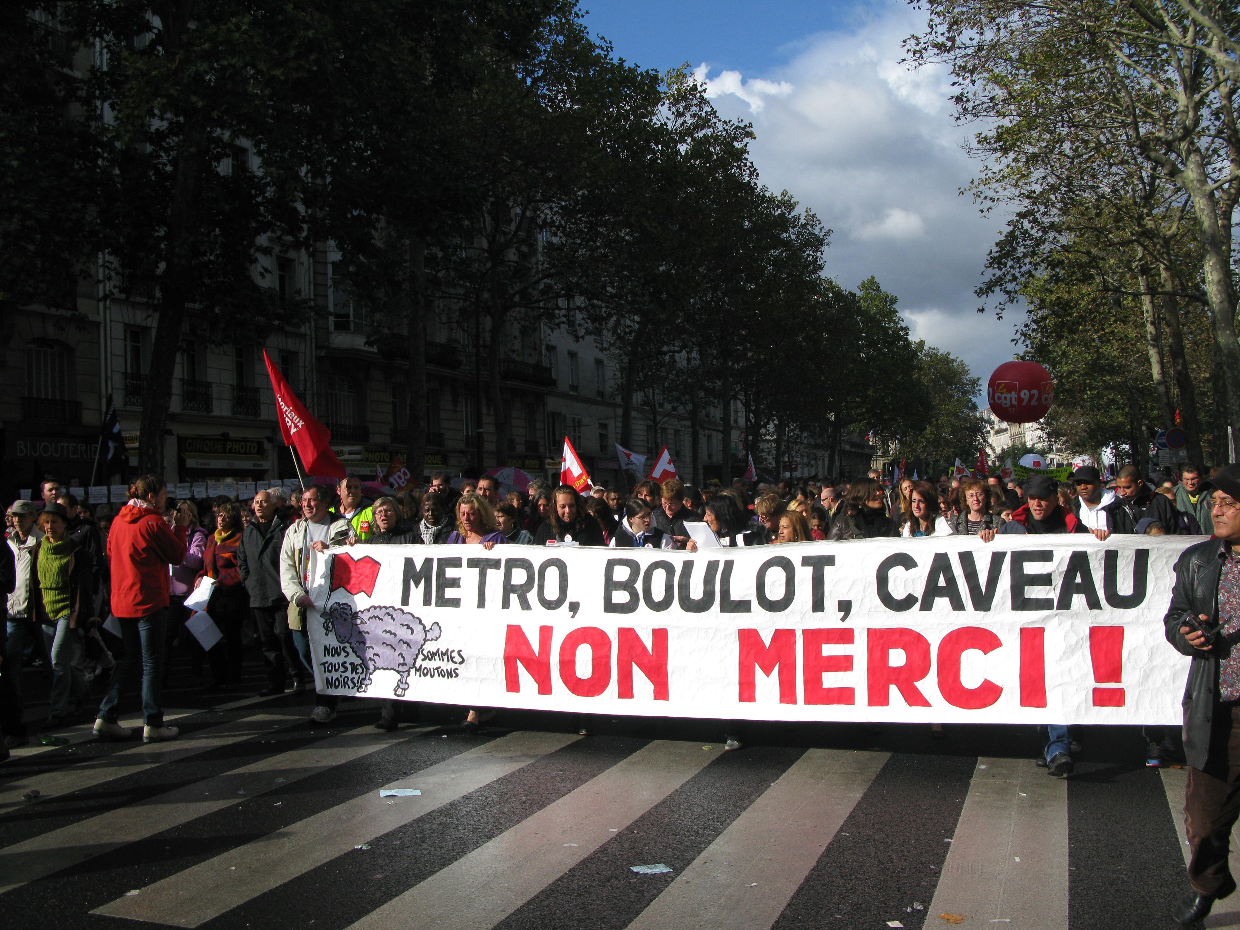 """Résultat de recherche d'images pour """"metro boulot caveau"""""""