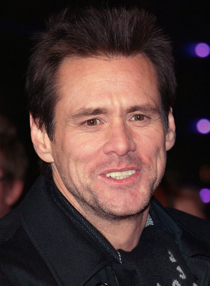 Jim Carrey - Wikipedia Jim Carrey