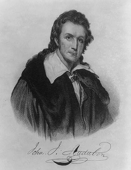 Portrait of John James Audubon