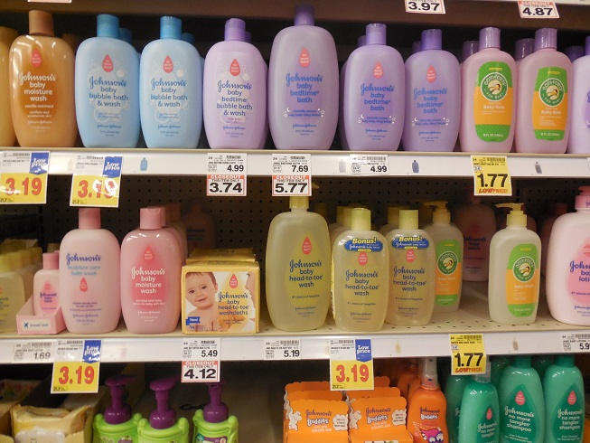 Image result for johnson & johnson products
