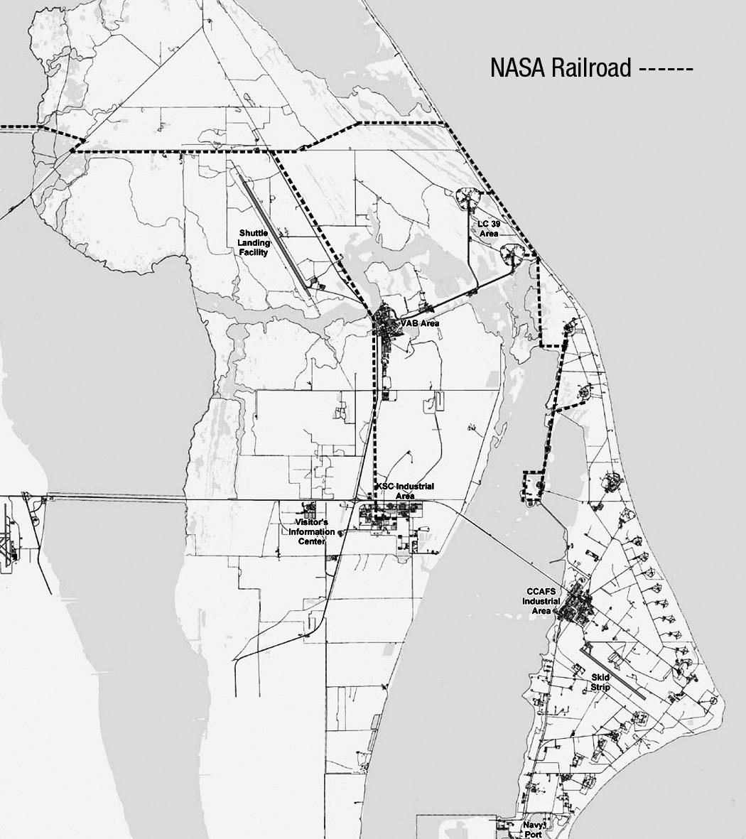 nasa space center map - photo #5