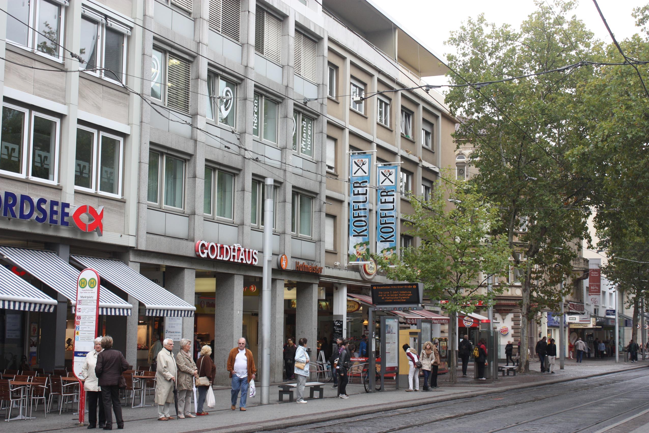 Geschäfte Karlsruhe