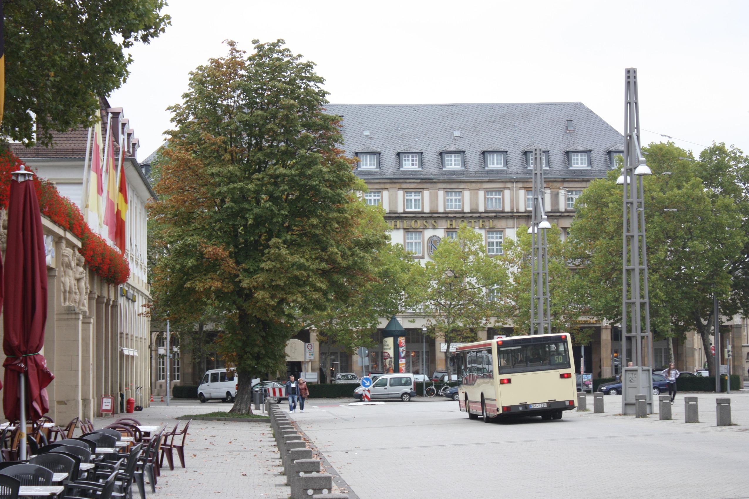 Schlosshotel Karlsruhe Krimidinner